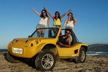 Paseo en buggy en Arraial do Cabo por...