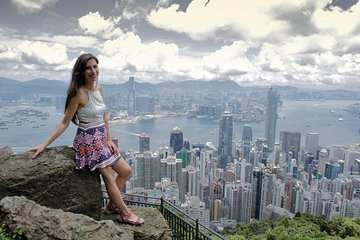 Stopover in Hong Kong: customized private tour. The best in a short time!