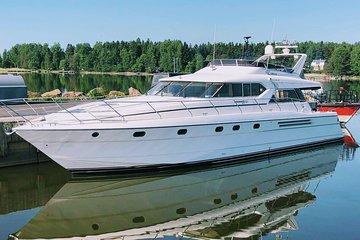 Princess 66 Luxury Yacht Charter - Helsinki Archipelago