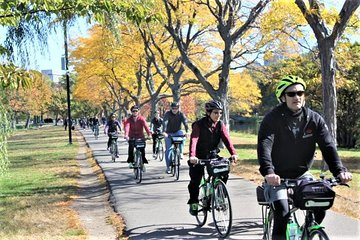 Boston's Emerald Necklace Guided Bicycle Tour