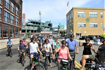Boston City View Bicycle Tour: See Fenway Park, North End, Back Bay, and More Tickets