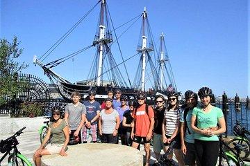 Family Friendly Guided Bike Tour of Boston