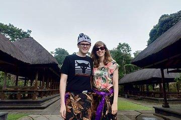 Skip the Line: Batukaru Jungle and Rice Terrace Trekking with Kadek