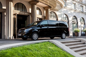 Private Transfer from Zagreb to Zagreb International Airport (ZAG)