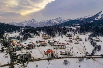 7 days winter tour in Bakuriani