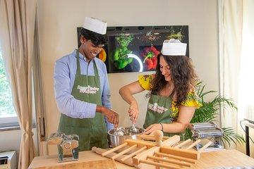 Authentic Pasta and Tiramisu Cooking Class