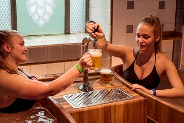 Beerspa (1 hour) + Szechenyi ticket (full day)
