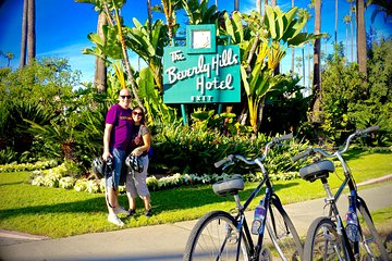 5-Hour Hollywood and Beverly Hills Bike Tour