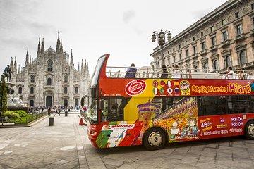Milan Hop-on Hop-off Bus
