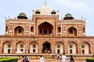Private World Heritage Sites Tour of Delhi