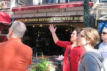 Expert Led Tour of Boston's North End Tickets