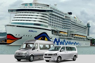 Shared Ride from London or Heathrow to Southampton Cruise Port