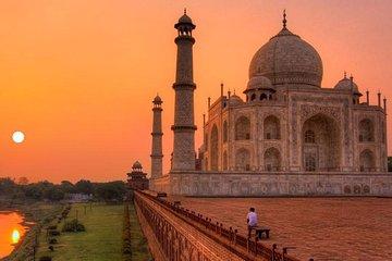 2 Days : Private Delhi Tour Combo with Taj Mahal Tour at sunrise