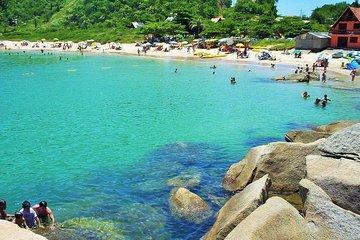 Tour Bombinhas, Quatro Ilhas y...
