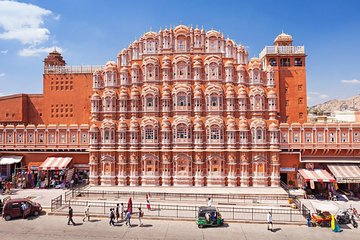Private Jaipur (Pink City ) Overnight Tour from Delhi