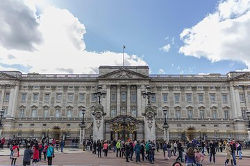 London VIP Audio Tour to The Eye, Westminster, and Buckingham Palace