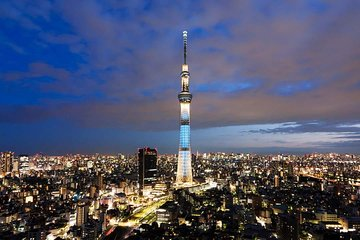 Tokyo Skytree Tembo Deck and Tembo Galleria Fast Ticket (Special Offer)