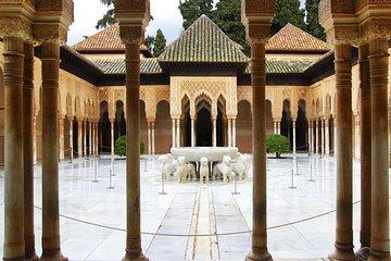 Granada Walking Tour Including Alhambra, Albaicin and Sacromonte