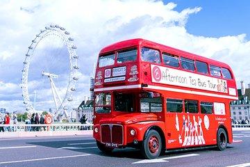 Brigit's Afternoon Tea Bus