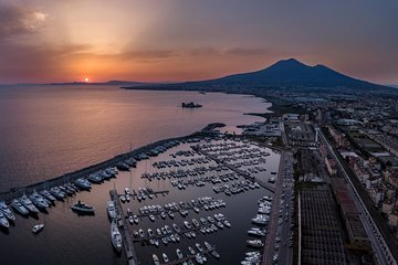 Scuba diving in Naples and visit to the Pompeii excavations