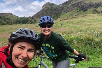 Award-winning circular cycle tour of Edinburgh!