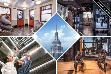 Empire State Building Ticket Skip-the-Line(VIP PASS Optional) Tickets