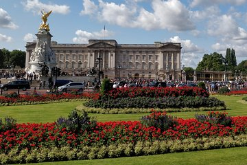 Buckingham Palace to Westminster Abbey Walking Tour