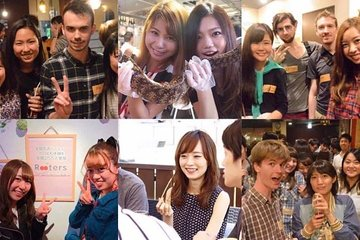Experience Tokyo's real night life- best place to meet locals.