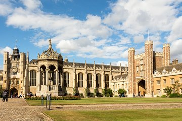 Cambridge's Colleges and Classic Sights: A Self-Guided Audio Tour