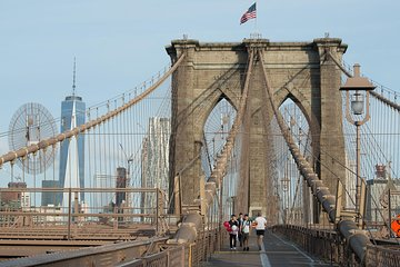 Brooklyn Bridge to One World