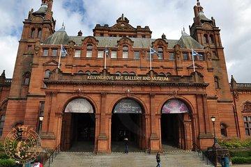 Glasgow City Full-Day Guided Private Tour in a Premium Minivan from Edinburgh