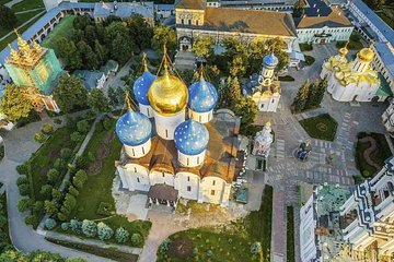 1-day trip to the ancient city of the Golden Ring: Sergiev Posad