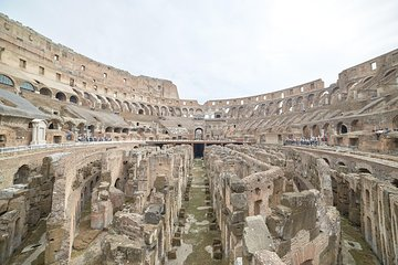 The Colosseum Underground Experience