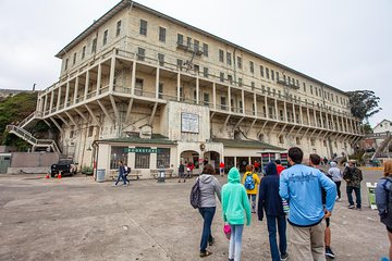 3-for-1 Pass: Alcatraz Island, San Francisco Dungeon and Madame Tussauds