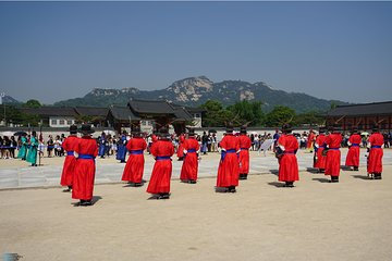 Seoul City Private Full-Day Tour Including Lunch