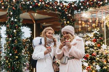 Magic Christmas Tour in Monaco