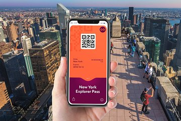 Go New York Explorer Pass: 2, 3, 4, 5, 6, 7 or 10 attractions