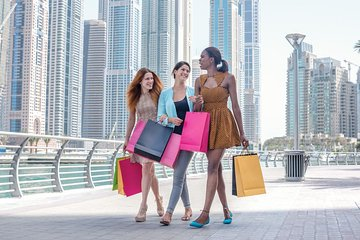 Shopping in Dubai with a personal stylist