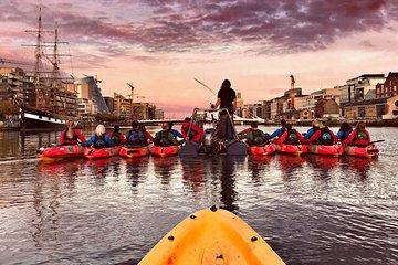 2-Hour Liffey River Kayaking Adventure in Dublin