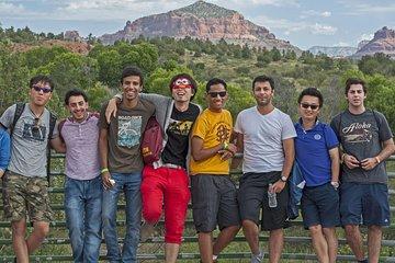 Grand Canyon Day Tour with Sedona and Oak Creek Canyon