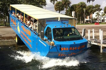 Land & Lagoon Tour of Palm Beach - Diva Duck Amphibious Tours