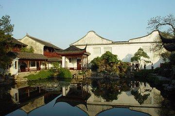 Mini Group Suzhou Day Tour from Shanghai to Classical Garden, Tongli Water Town