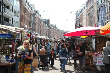 Discovering de Pijp Neighborhood in Amsterdam with a local