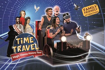 Time Travel-Magic Vienna History Tour Ticket