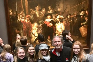 Private Tour, Skip-the-line Rijksmuseum & Van Gogh Museum Guided Combo Tour -