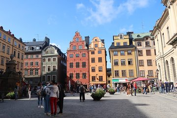 Stockholm Historic Highlights, Private Chauffeur Tour