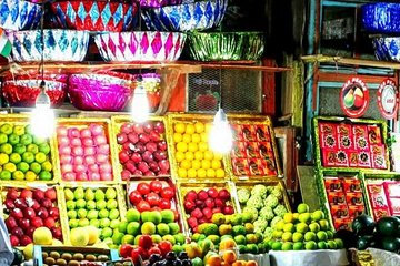 Mumbai Market - A Guided Tour