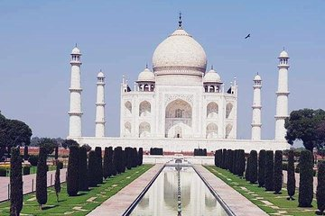 Same Day Taj mahal Tour from Goa