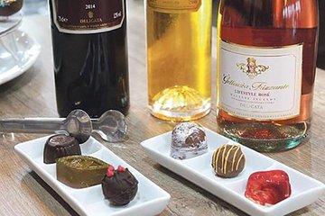 Maltese Wine & Chocolate Pairing