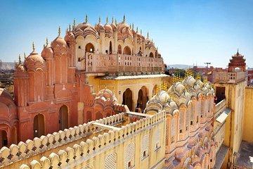 3 Days Golden Triangle Tour : Taj Mahal at Sunrise